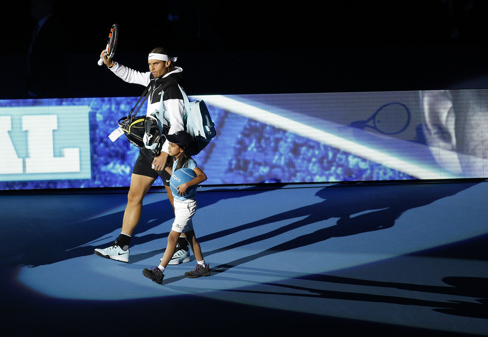 2015 ATP Tour Finals Day Four Nov 21th