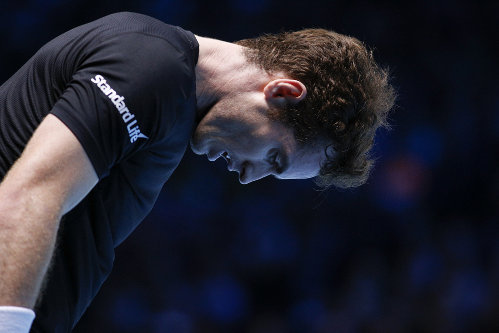 2015 ATP Tour Finals Day Four Nov 17th